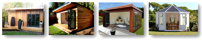 Garden Rooms, Garden Offices & Sun Rooms
