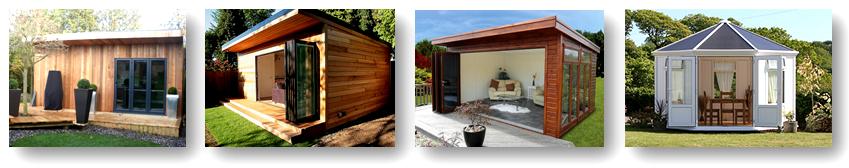 Garden Rooms, Garden Offices & Sun Rooms
